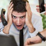 stress sintomi disturbi da stress