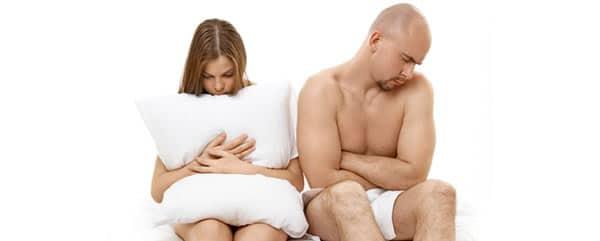cosa causa limpotenza maschile