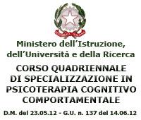 scuole psicoterapia cognitivo comportamentale firenze (Toscana)