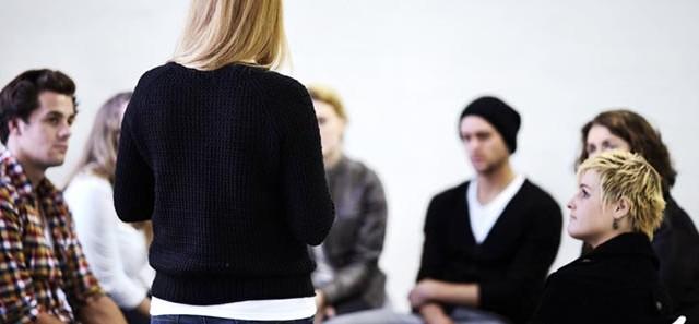 Terapia di gruppo ansia sociale