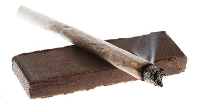 dipendenza da cannabis: hashish e marijuana