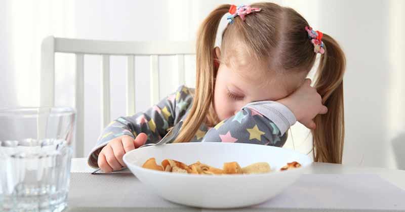 arfid - alimentazione selettiva - evitamento cibo