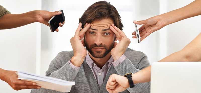 come aiutare chi è stressato