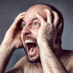 paura salute mentale impazzire