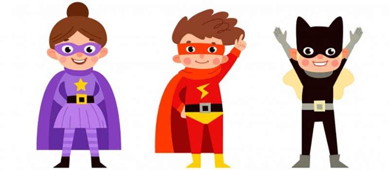 terapia supereroi act