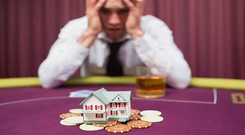dipendenza da gioco d'azzardo