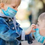 effetto del coronavirus sui bambini